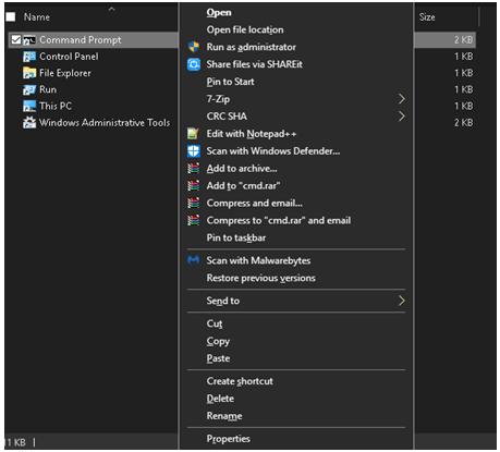 run as administrator change settings step2
