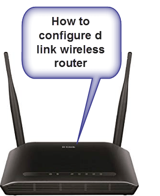 How to Set-up D-Link Wireless Router