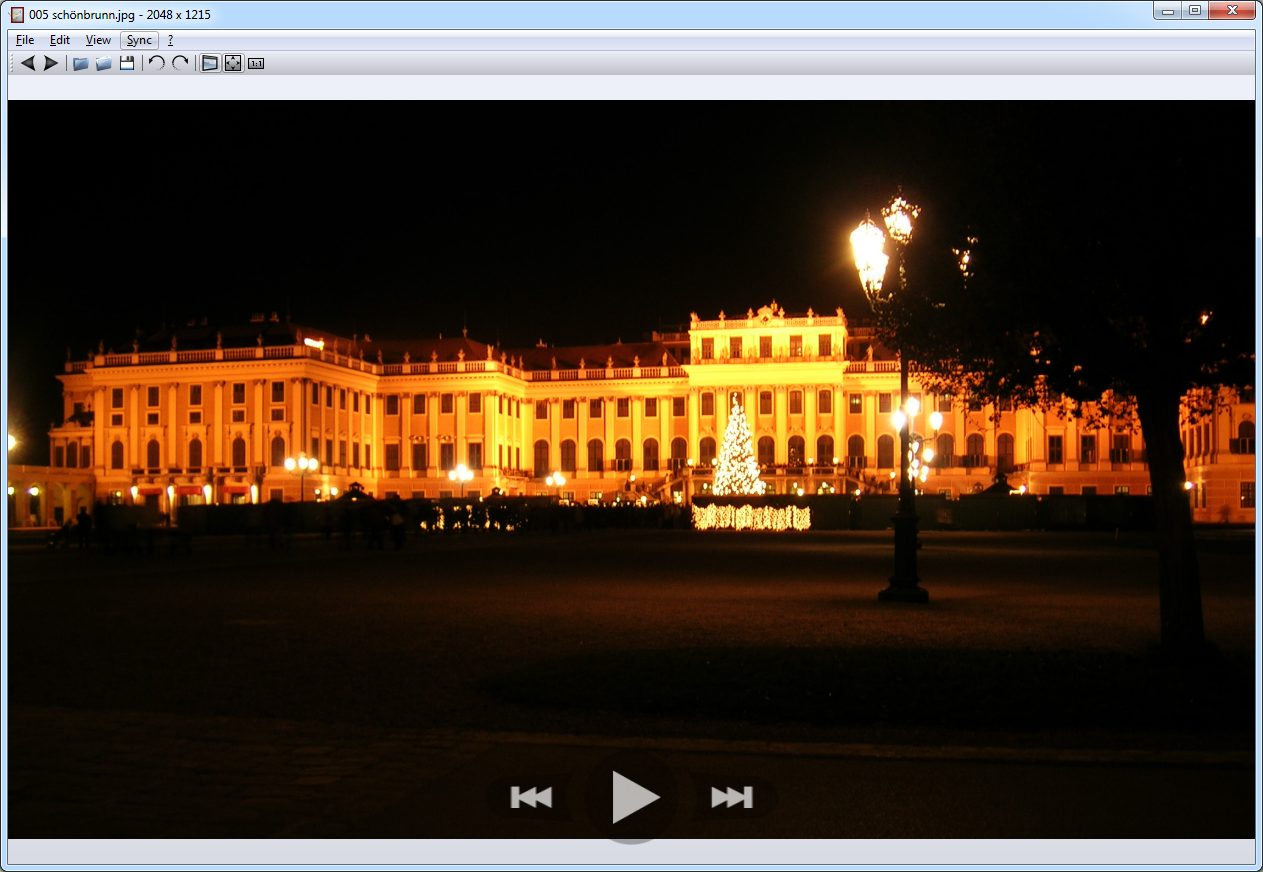 Nomacs Image Viewer Software