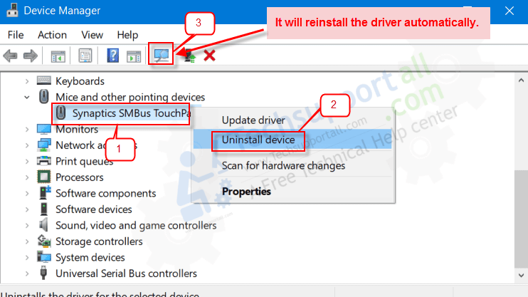 mouse-driver-reinstall