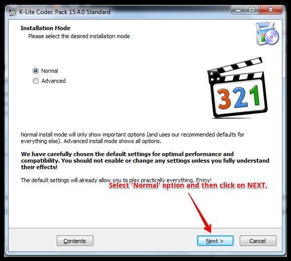 K-Lite Codec Pack 15.4.0 Standard 2020-03-11 18.06.00