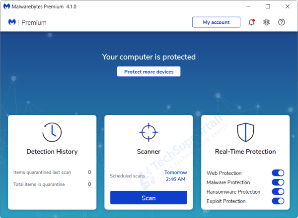 New Malwarebytes 4