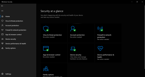 Windows 10 Security. Does it require an Antivirus?