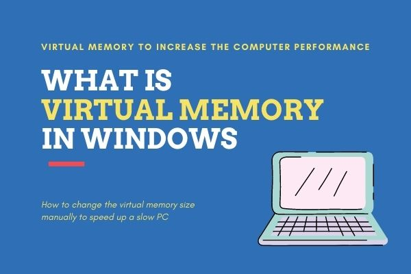 Virtual memory in Windows