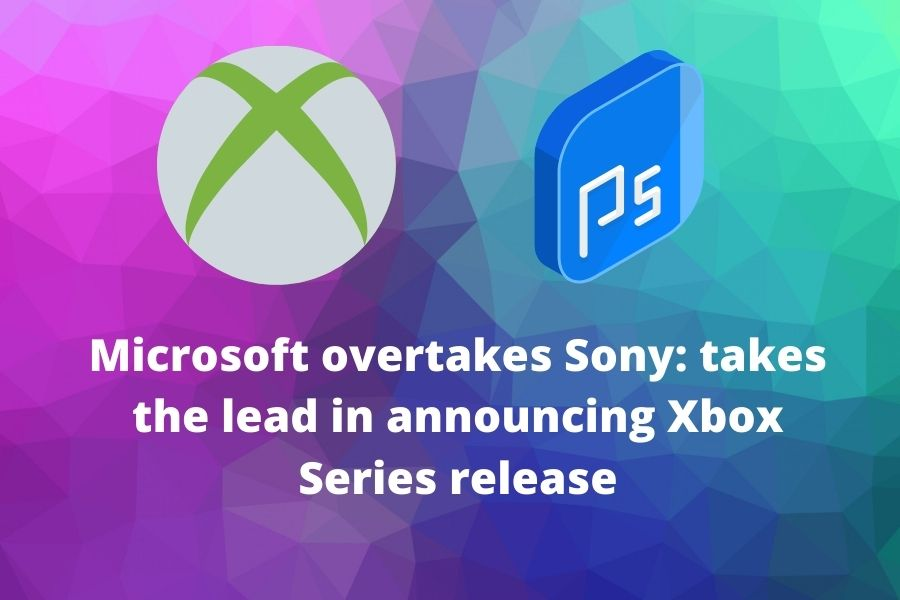 Xbox announces new releases before play station