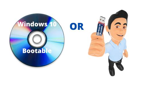 Windows 10 bootable disk