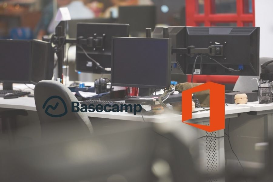 Basecamp Office 365 invasive