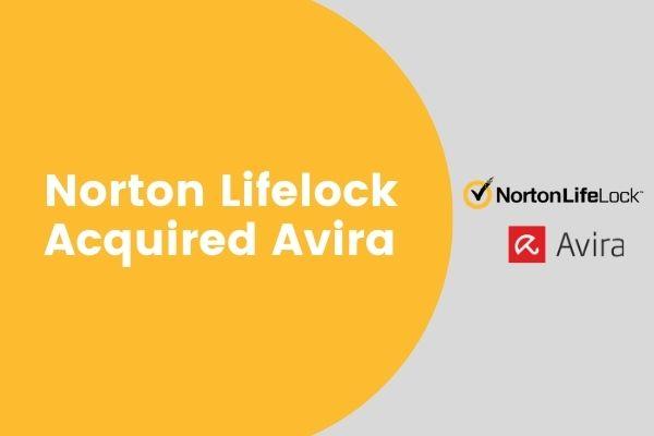 Norton acquired avira