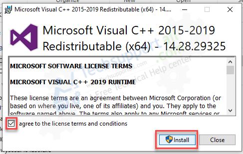 agree-ms-visual-c++