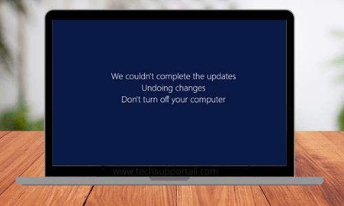 could-not-undoing-windows-updates
