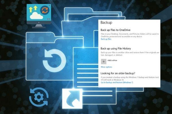 Windows 10 Backup and Sync