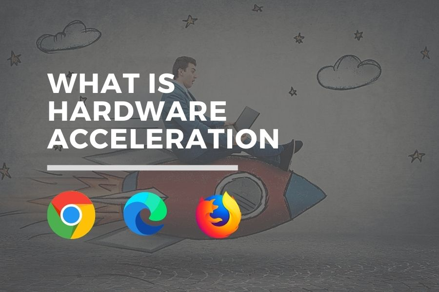 What is hardware acceleration